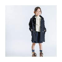 COMME CA FILLE(Baby & Kids)/コムサ・フィユ ソフトウールメルトン ダッフルコート 01【三越伊勢丹/公式】 衣料品~~アウター