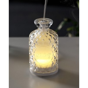 simplemind AROMA DIFFUSER BALMY(MIST)○SMAR001 クリア リビング家電