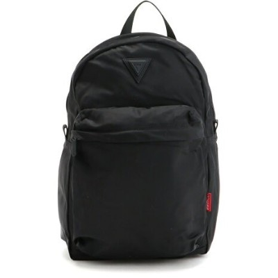 GUESS (M)SMART Backpack ゲス バッグ リュック/バックパック ブラック【送料無料】