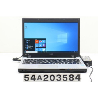 NEC PC-VK26MCZDH Core i5 4300M 2.6GHz/6GB/256GB(SSD)/Multi/13.3W/WXGA++(1600x900)/Win10【中古】...