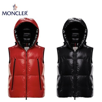 【2 colors】MONCLER AGNEAUX Down Vest Mens 2020AW モンクレール ダウンベスト ジレ メンズ 2020-2021年秋冬