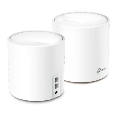 TP-LINK Deco X60(2-pack) [AX3000 メッシュWi-Fiシステム]