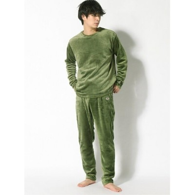 【SALE/20%OFF】FRUIT OF THE LOOM FRUIT OF THE LOOM/(M)FRUIT OF THE LOOM ボアルームウェアセット ゴースローキャラバン インナー...