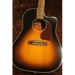 Epiphone Inspired By Gibson J-45EC Aged Vintage Sunburst【名古屋店】