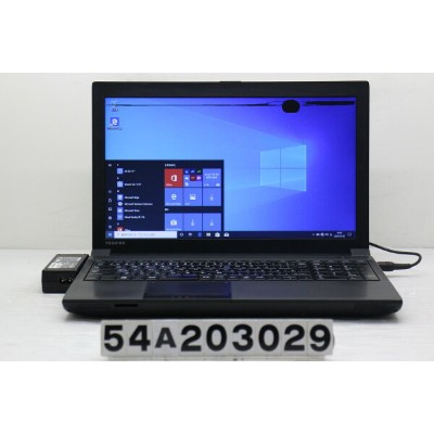 【ジャンク品】東芝 dynabook Satellite B554/M Core i3 4100M 2.5GHz/4GB/500GB/Multi/15.6W/FWXGA/Win10 液晶表示不良...