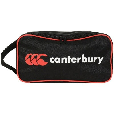 canterbury (カンタベリー) SHOES BAG その他競技 体育器具 ラグビー メンズ 19 AB00406 BLK