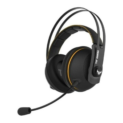 ASUS TUF GAMING H7 WIRELESS (YELLOW) [ゲーミングヘッドセット]