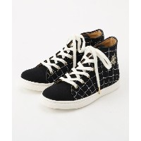 【OFF PRICE STORE(Fashion Goods)(オフプライスストア(ファッショングッズ))】 Charlotte Olympia INCY WEB HIGH-TOPS スニーカー...