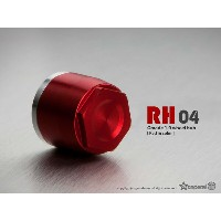 1.9 RH04 wheel hubs (Red) (4) GM70141 Gmadejapan Junfacjapan 05P01May16