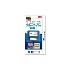 Game Accessory (New Nintendo 3DS) / Newニンテンドー3DS LL ブルーライトカットフィルム 【GAME】