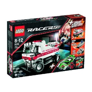 レゴ レーサー LEGO 8184 Racers Twin X-treme