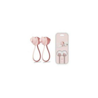 AC-0501 Lead Trend Zoo Cable Wraps(Pig/ピンク)