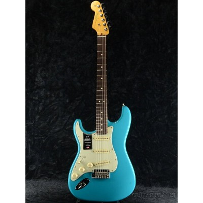 Fender USA American Professional II Stratocaster Left-Hand -Miami Blue / Rosewood- 新品[フェンダー]...