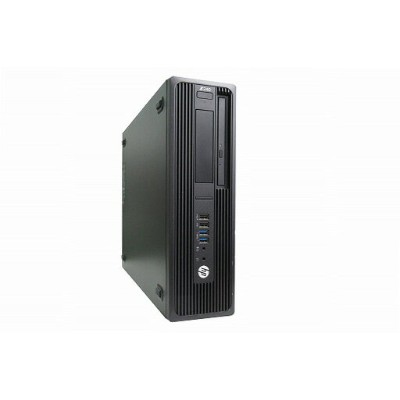 【あす楽対応】HP Z240 SFF workstation 単体 Xeon E3-1225V5 Windows10 Pro 64bit メモリー8GB HDD2TB DVDマルチ...