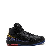 Nike Kids Air Jordan 2 Retro BHM GS スニーカー - ブラック