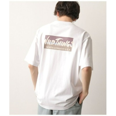 【SALE/54%OFF】JUNRed WILDTHINGS バックプリントTEE ジュンレッド カットソー カットソーその他 ホワイト ベージュ パープル【RBA_E】