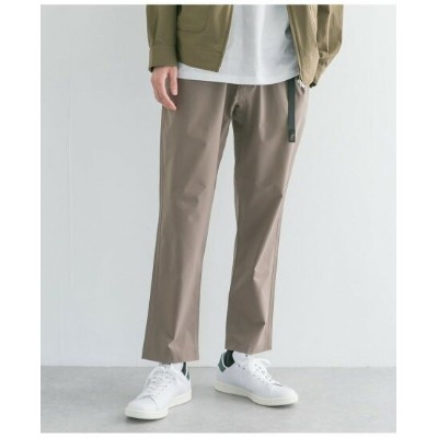 URBAN RESEARCH 【別注】 GRAMICCI*URBAN RESEARCH SOLOTEX STRETCH PANTS アーバンリサーチ パンツ/ジーンズ パンツその他 ブラウン...