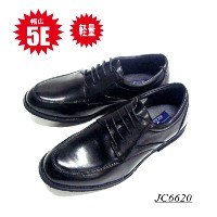 JC 6620 Formal Lace-up Shoes  5E 幅広設計  フォーマルシューズ レースアップ ビジネスシューズ 10P07Nov15