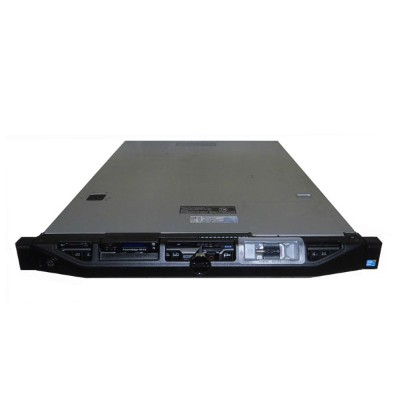 中古 DELL PowerEdge R410 Xeon E5620 2.4GHz 8GB 146GB×2(SAS 3.5インチ) AC*2
