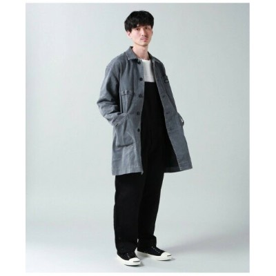 【SALE/30%OFF】JOURNAL STANDARD 【Snow Peak*JOURNAL STANDARD/ スノーピーク】別注 TAKIBI Denim Shop Coat ジャーナル...