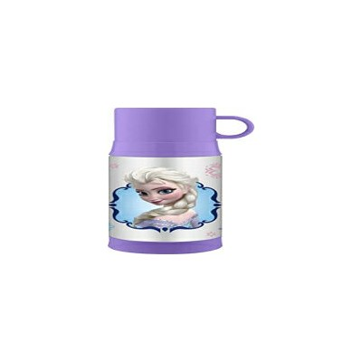 Visit the THERMOS Store Frozen, Thermos Funtainer 12 Ounce Warm Beverage Bottle, Frozen