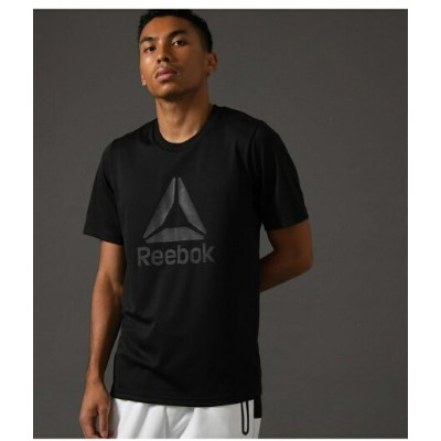 【SALE/50%OFF】AZUL by moussy AZUL*REEBOK SS T-SHIRTS アズールバイマウジー カットソー Tシャツ ブラック