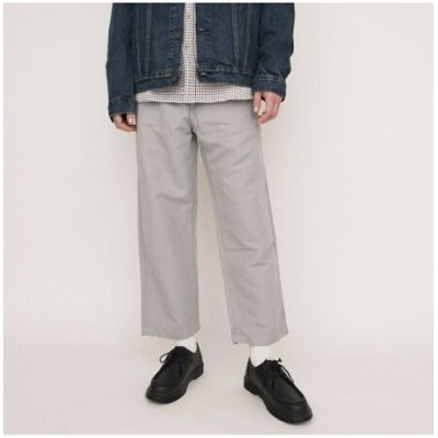 【SALE/60%OFF】Levi's WLTHRD STAY LOOSE CROP AGAVE GREY リーバイス パンツ/ジーンズ パンツその他【送料無料】