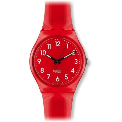 スウォッチ SWATCH Swatch Colour Code Collection 2010 CHERRY - BERRY GR154 レディース 腕時計・お取寄