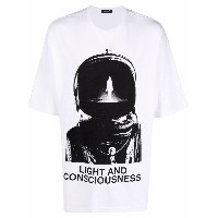 UNDERCOVER Light and Consciousness Tシャツ - ホワイト