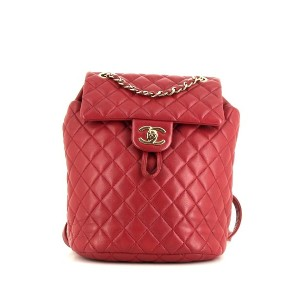 Chanel Pre-Owned タイムレス バックパック - レッド