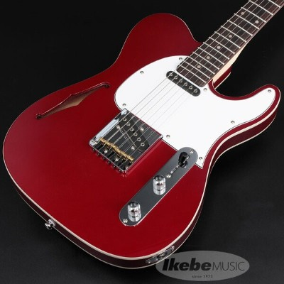 G&L Limited Edition Tribute ASAT Classic Semi-Hollow (Candy Apple Red/Rosewood)