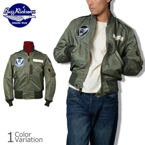 "Buzz Rickson's(バズリクソンズ) TYPE L-2B ""TOPS APPAREL MFG.CO.,INC."" 349th START RECON.SQ. BR13100"