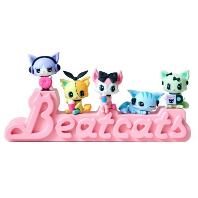 Beatcats TABLE COLLECTION1フィギュア 6歳