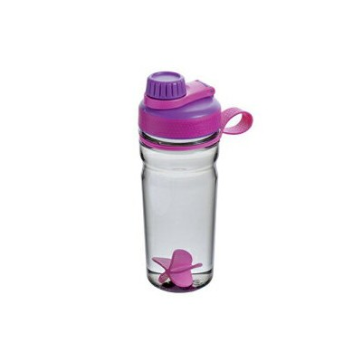 Rubbermaid Shaker Cup for Protein Shakes - 20-Ounce Protein Shaker Bottle for Mixing Whey Protein...