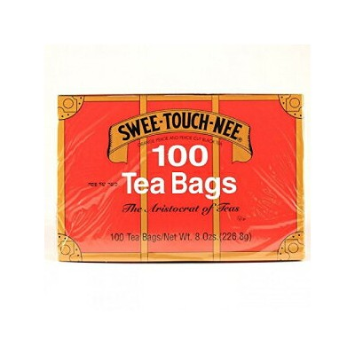 Sweet Touch Nee Swee-Touch-Nee Tea Bag, (100 Bags) 8oz. (226.8g) (2 pack)