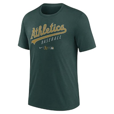 MLBオーセンティックEarly Work Tシャツ アスレチックス(グリーン) Nike Oakland Athletics Green Authentic Collection Early...