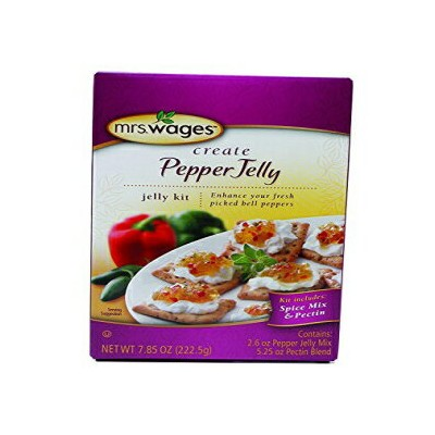 7.85OZペッパーゼリーキット PRECISION FOODS INC 7.85OZ Pepper Jelly Kit