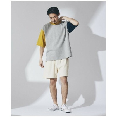 【SALE/40%OFF】JOURNAL STANDARD Are you happy? RAGGER Tシャツ ジャーナル スタンダード カットソー Tシャツ グレー ホワイト【送料無料】