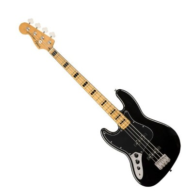Squier Classic Vibe '70s Jazz Bass LH BLK MN エレキベース