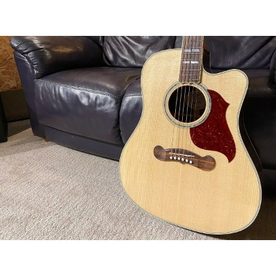 Gibson Songwriter Cutaway -Antique Natural- #21161083 【スクエアショルダー】【ローズウッドサイド&バック】【名古屋店】
