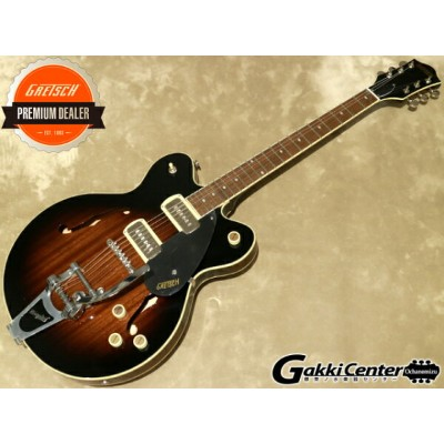 Gretsch G2622T-P90 Streamliner Center Block Double-Cut P90 with Bigsby, Brownstone【シリアルNo:...