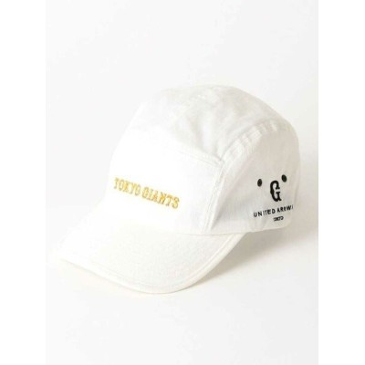 【SALE/30%OFF】UNITED ARROWS  GIANTS*UNITED ARROWS  JET CAP◆ ユナイテッドアローズ アウトレット その他 その他 ホワイト ブラック【送料無料】