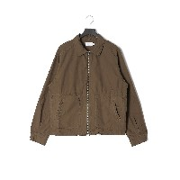 【60%OFF】OVERDYED DRIZZLER ジャケット カーキ 1