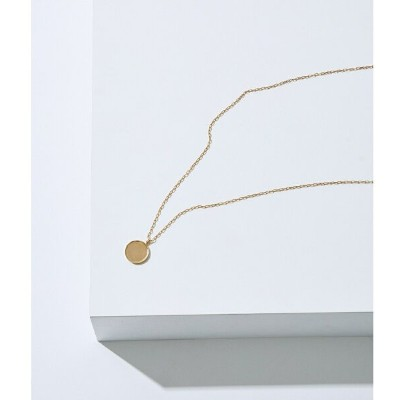 【ucalypt】別注COIN NECKLACE/アダムエロペ