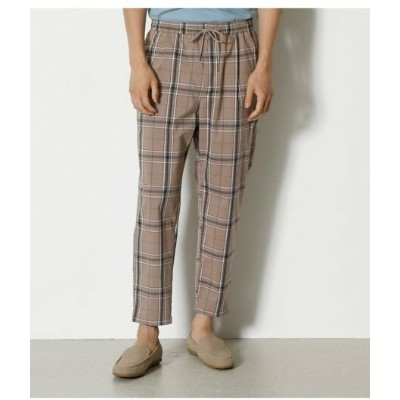 【SALE/32%OFF】AZUL by moussy TAPERED CROPPED PANTS アズールバイマウジー パンツ/ジーンズ パンツその他 ベージュ グレー