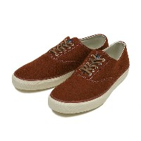 【SPERRY TOP-SIDER】 スペリー トップサイダー CVO WOOL STS10516 14FW RUST
