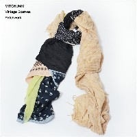 MITCHUMM(ミッチュム)VINTAGE SCARVES PATCHWORK【077-06】ヴィンテージスカーフ