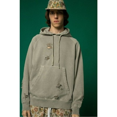 BEAUTY & YOUTH UNITED ARROWS  monkey time  FRCH/TRY DSTRD HD/パーカー ビューティ&ユース ユナイテッドアローズ カットソー パーカー...
