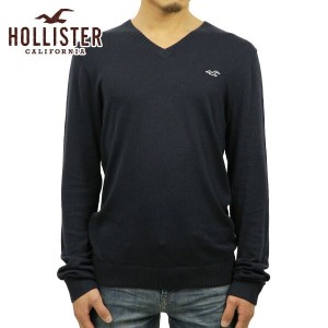 ホリスター HOLLISTER 正規品 メンズ セーター Huntington Beach V Neck Sweater 320-201-0178-023
