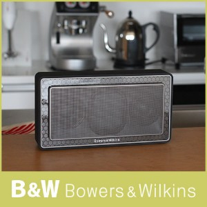iPod iPone スマートフォン 対応 Bowers & Wilkins ( B&W ) Bluetooth スピーカー T7 .
